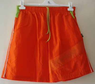Шорты оранжевые Maraton