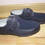 Туфлі класичні на хлопчика шкільні Clibee P-191 черевики класичні туфли на мальчика клиби