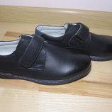 Туфлі класичні на хлопчика шкільні Clibee P-192 черевики класичні туфли на мальчика клиби