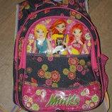 Рюкзак детский школьный для девочек Winks в хорошем состоянии