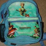 Рюкзак детский школьный для девочек и мальчиков Ледниковый период