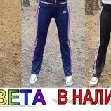 Женские спортивные штаны, брюки Adidas