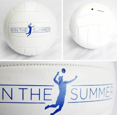 Мяч волейбольный WIN THE SUMMER