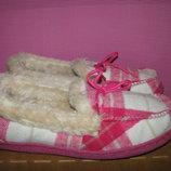 Тапочки теплі брендові Jo & Joe Іспанія Оригінал р.40 стелька 26 см