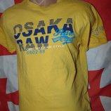 Стильная фирменная футболка бренд . Osaka Осака .м