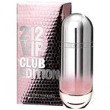 Женская парфюмированная вода Carolina Herrera 212 VIP Club Edition