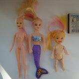 Маленькие куколки.