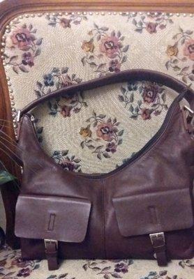 6245eb7619e1 Стильная сумка от бренда Lopez Moreno.Кожа.Оригинал.Испания: 475 грн ...