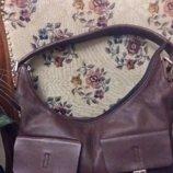 Стильная сумка от бренда Lopez Moreno.Кожа.Оригинал.Испания