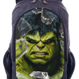 Рюкзаки для школы Халк Hulk купить школьный рюкзак с принтом