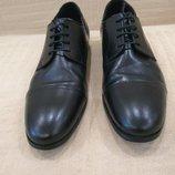 Продам в новом состоянии,фирменные George,кожаные туфли,45 р.