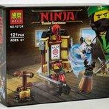 Конструктор Ninja 121 деталь Bela 10724