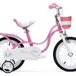 Детский велосипед Royal Baby Роял Беби Little Swan Steel 16, 18 д