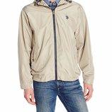 Курточка мужская ветровка U.S. Polo Assn. Сша