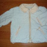 Куртка детская деми MAFRAT р. 2, очень классная и красивая
