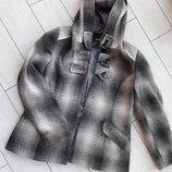Короткая куртка пальто