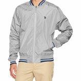 Куртка мужская U. S. Polo Assn. серая Сша, оригинал.