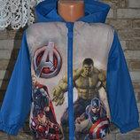 Ветровка Marvel 3 - 4 года, 98 - 104 см.