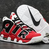 Кроссовки Nike Air More Uptempo 96 red/black