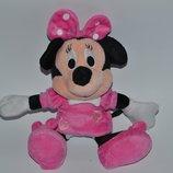Новая мягкая игрушка Минни маус в платье Minnie Disney оригинал сша