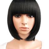 10 Женский парик из искусственных волос.