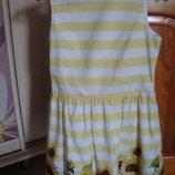 Нарядное летнее платье George
