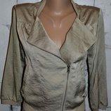Ветровка XS/S, атласная ветровка, короткая ветровка, ветровка, женская ветровка, пиджак, жакет