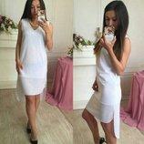 Распродажа модели Платье с шлейфом женское летнее