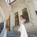 Свадебное платье модель 2018 Айвори S-M