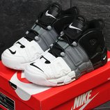 Кроссовки Nike Air More Uptempo 96 white/black/gray