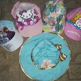 Шляпки и кепки