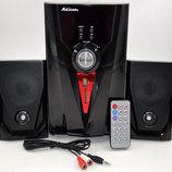 Компьютерные колонки сабвуфер 2.1 AiLiang USBFM-F35DC-DT 2x3 Вт 10 Вт