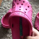 crocs для девочки