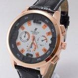 Стильные мужские наручные часы Hublot