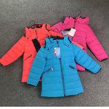 Куртка-Пальто NKD для девочек демисезонное