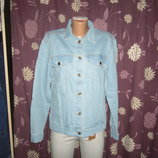 Пиджак женский джинсовый в наличии новый m l