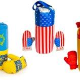 Набор боксерская груша и перчатки