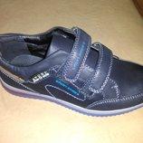 Спортивные туфли на мальчика 36,37,39 р. Paliament, липучках, туфлі, школу, кроссовки, кросівки