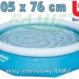 Бассейн надувной BESTWAY 10FT 305/76 См 3600 литров Польша. Н.