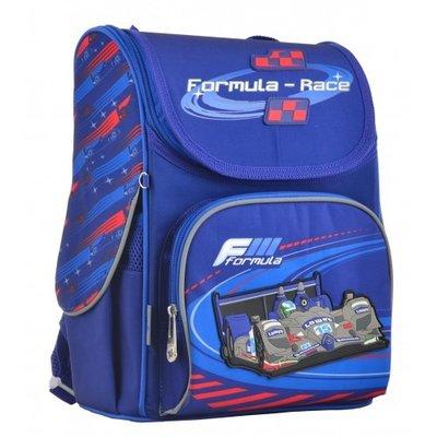 2cdc59a039aa Школьный рюкзак ранец портфель каркасный для мальчика в школу ортопед  спинка H-11 Formula-