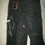 джинсы вельвет