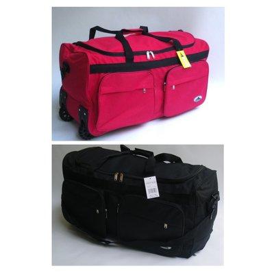 d00dcecc6360 Дорожная - спортивная сумка на колесах с выдвижной ручкой Rhino , 54 ...
