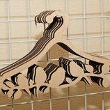 Заготовки из фанеры Птички - вешалки плечики для одежды, Харьков, доставка