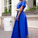 платье в пол 44-46 46-48 48-50 50-52