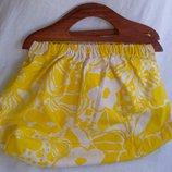Сумка жіноча Жовта сумка женская