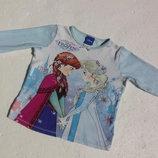 Disney. Реглан, кофта Frozen Холодное сердце на 3-4 года.