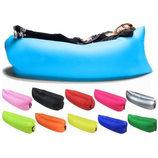 Надувной матрас для отдыха ламзак надувной гамак Lamzak размер 200х90см, 6 цветов