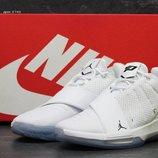 Nike Air Jordan кроссовки белые 5741
