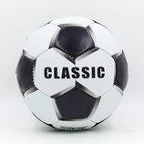 Мяч футбольный 5 гриппи Classic 3800-10 PVC, сшит вручную