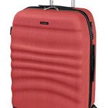 Яркий чемодан из поликорбаната средний 4 колеса Gabol Wrinkle Испания